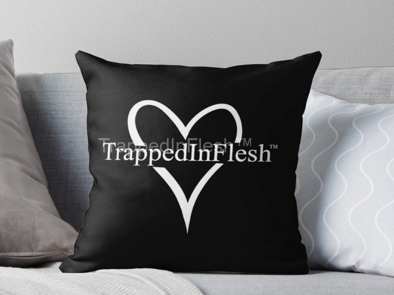 Rebubble_TrappedInFlesh_Pillow