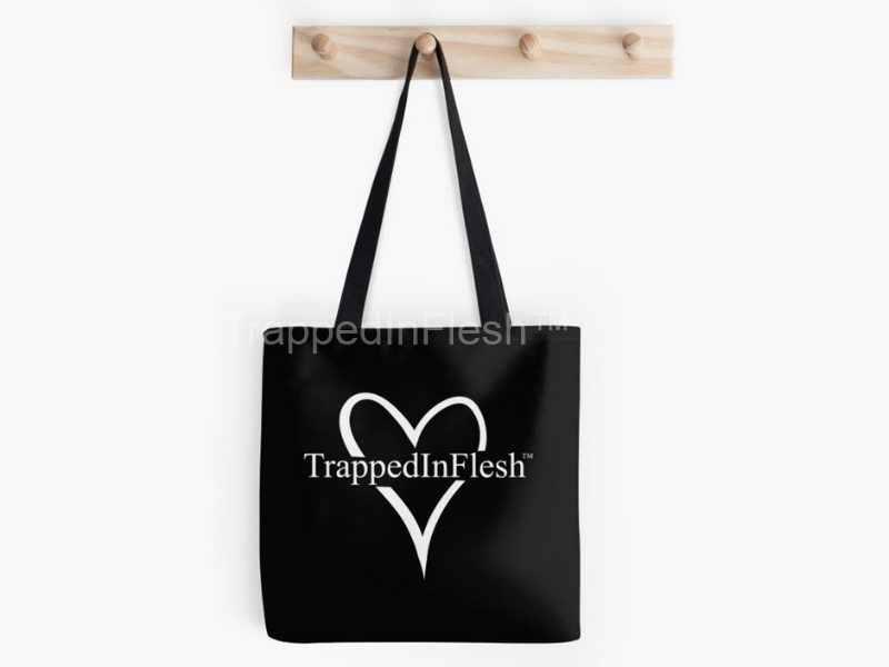 TrappedInFlesh-Tote-Bag