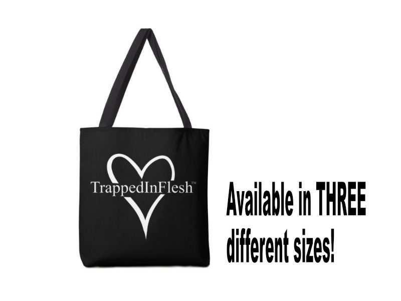 Trappedinflesh_totebag_Threadless